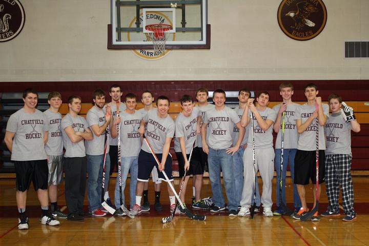 Chatfield Hockey Team T-Shirt Photo