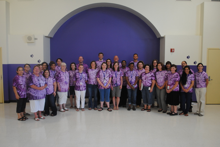 Pbis Kick Off Shirts T-Shirt Photo