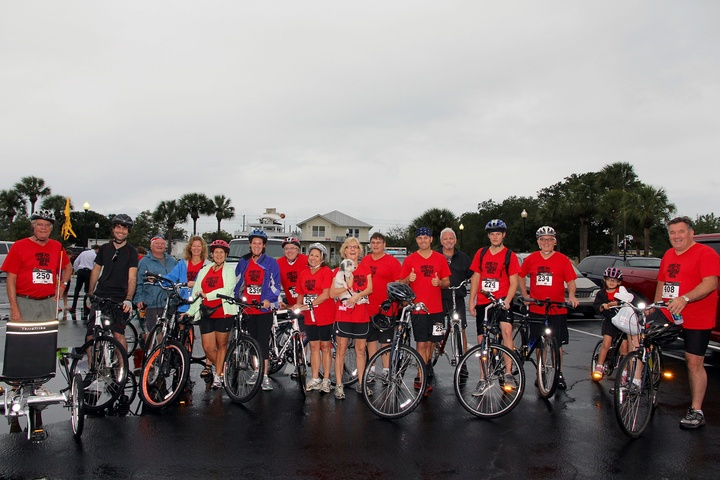 Team Hermes At The Rode For Als T-Shirt Photo