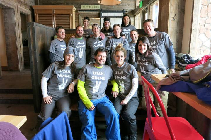 Hootie Hoo   Annual Ski Trip T-Shirt Photo