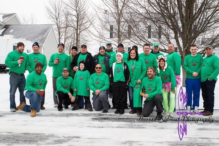 Nys Special Olympics 2014 Polar Plunge T-Shirt Photo