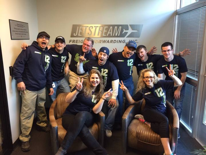 12th Man Support Group T-Shirt Photo