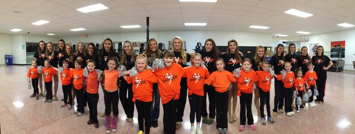 Huhs Lil' Orioles Dance Clinic T-Shirt Photo