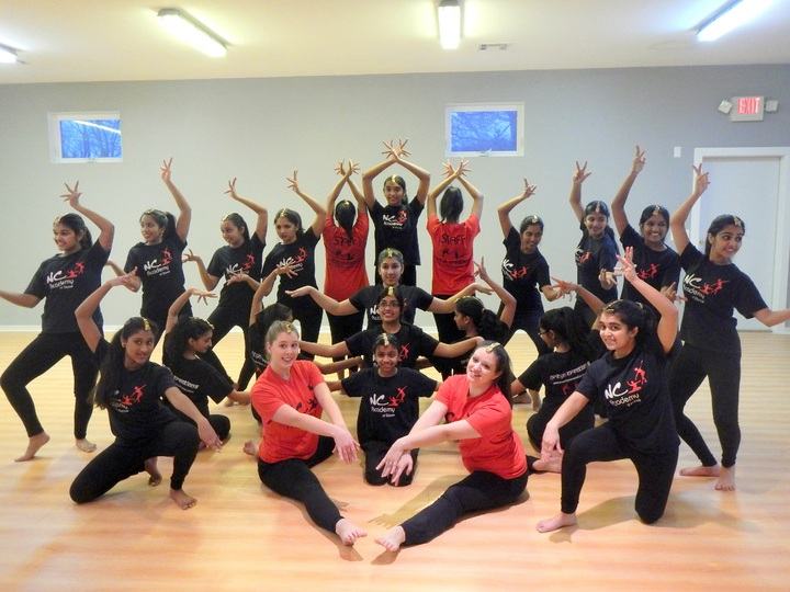 Diversity In Dance! Love Our Custom Ink T Shirts! T-Shirt Photo