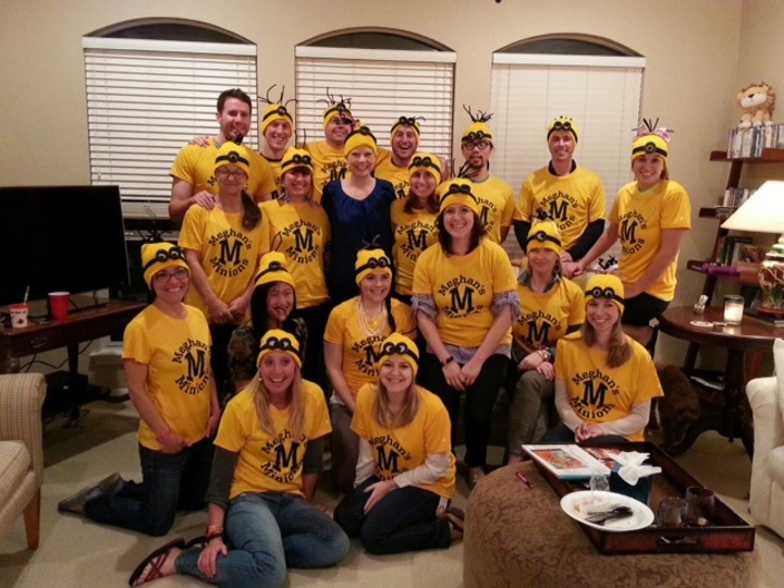 Meghan's Minions T-Shirt Photo