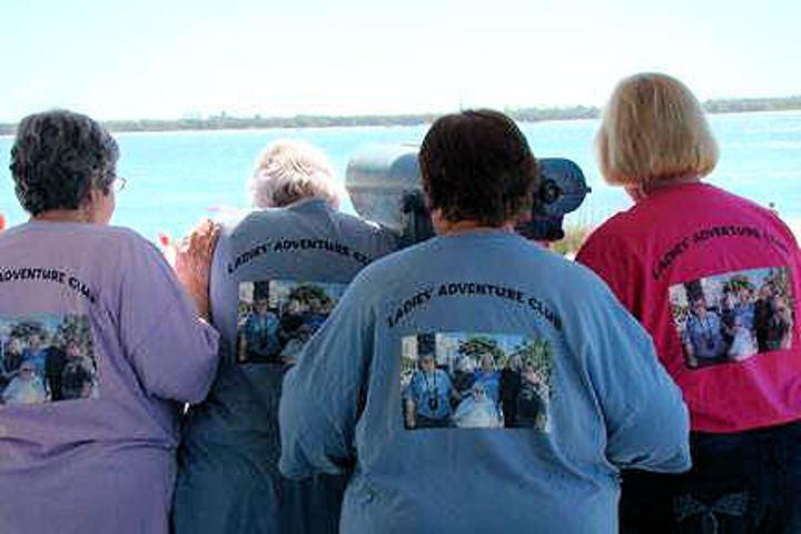 Ladies' Adventure Club T-Shirt Photo