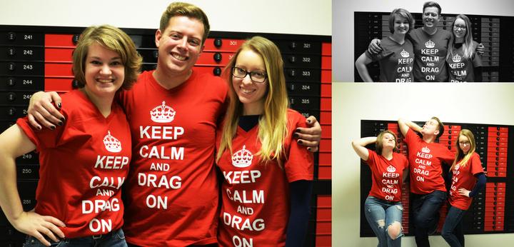 Drag Show 2014 T-Shirt Photo