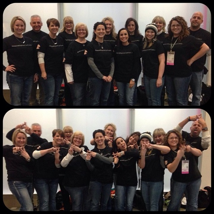 Commerce Isd #Wearedigitallyfluent T-Shirt Photo