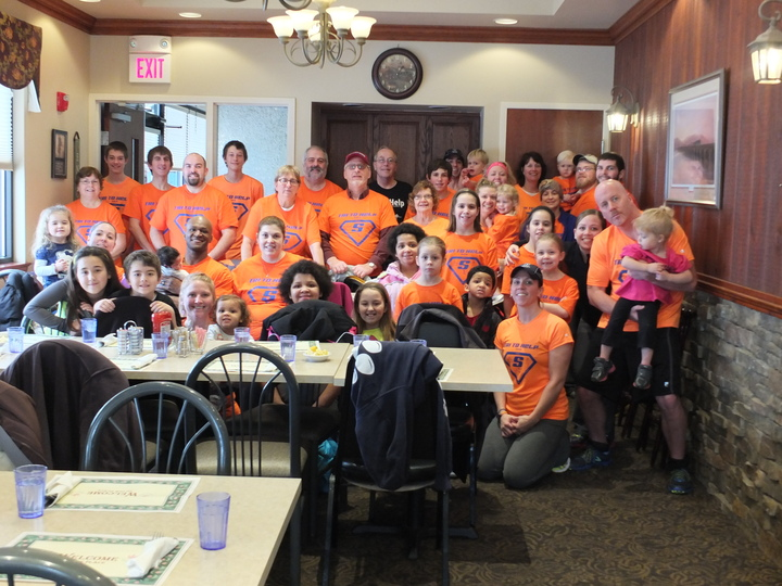 """Team Sydney   """"Tri""""Ing To Help Find A Cure For Epilepsy T-Shirt Photo"""