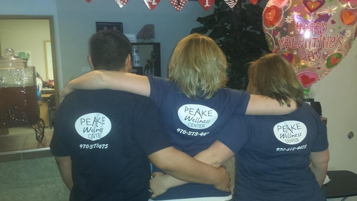 We Love Our Shirts! T-Shirt Photo