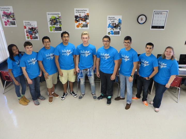 The Digital Group T-Shirt Photo