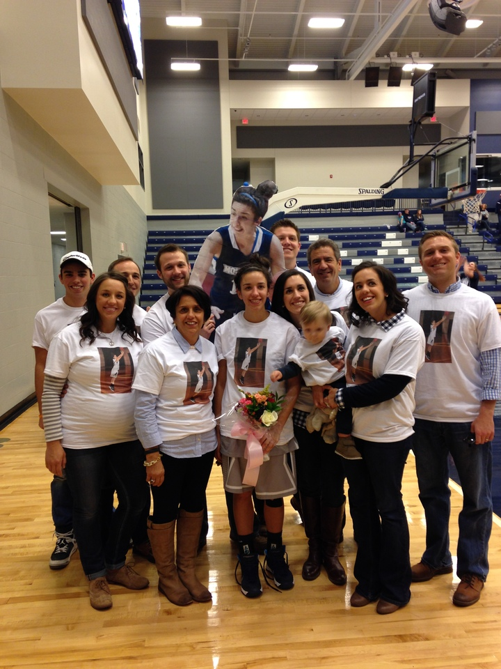 Ali's Senior Day T-Shirt Photo