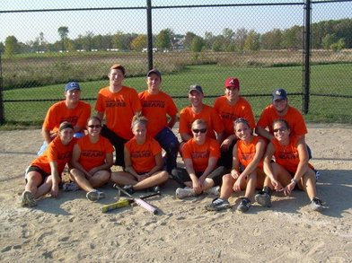The Keweenaw Bears Softball Team 4 1 T-Shirt Photo