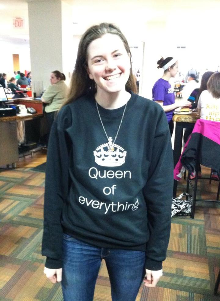 Queen Of Everything T-Shirt Photo