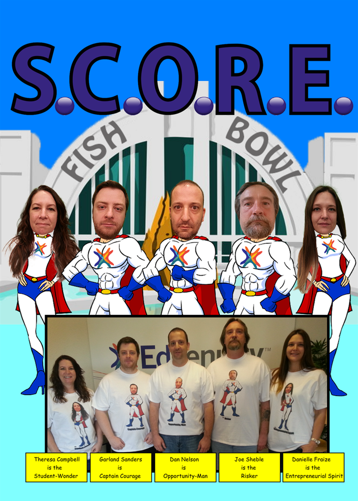 S.C.O.R.E. T-Shirt Photo