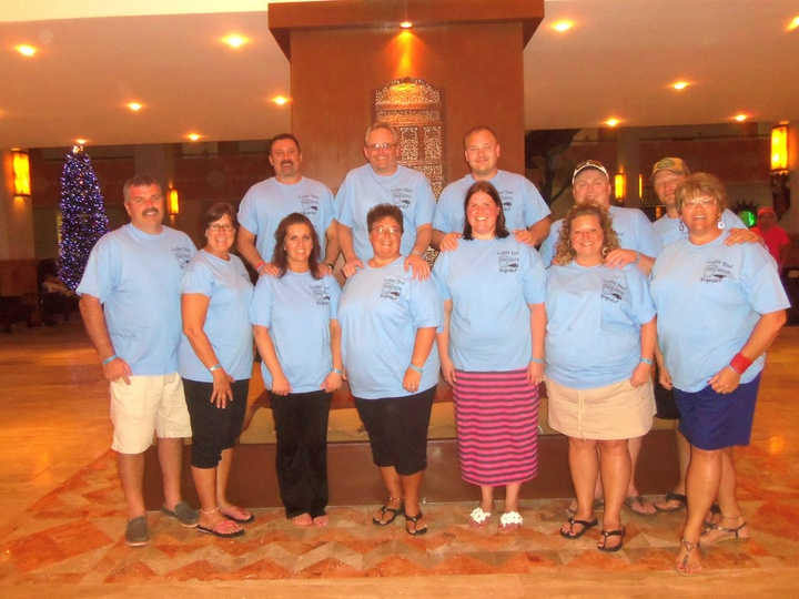 Cancun 2013 T-Shirt Photo