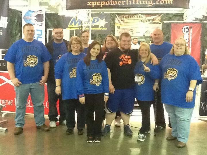 Xpc Powerlifting Coalition At The Arnold T-Shirt Photo