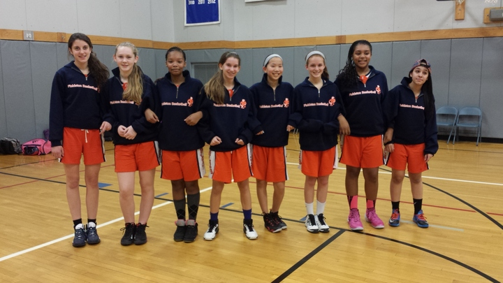Fieldston Girls Basketball T-Shirt Photo