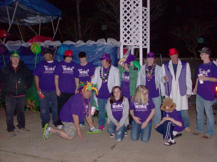 Team Wonka T-Shirt Photo