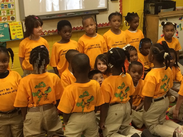 Leake County Kindergators T-Shirt Photo