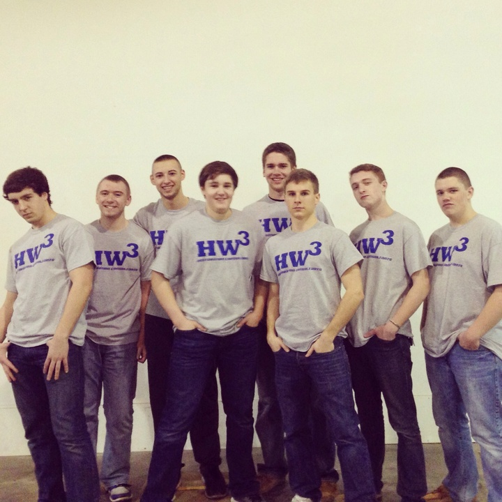 The Hw3 Group Team T-Shirt Photo