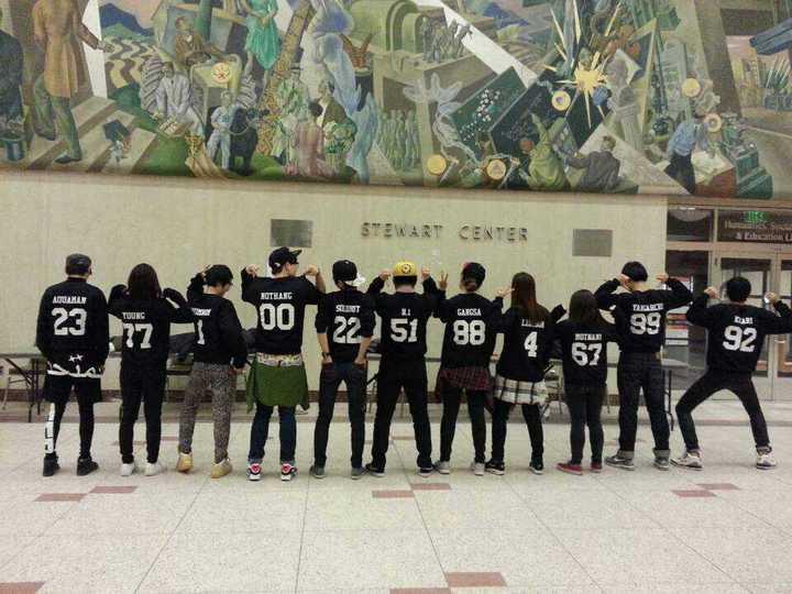 Ulc9 Dance Team T-Shirt Photo