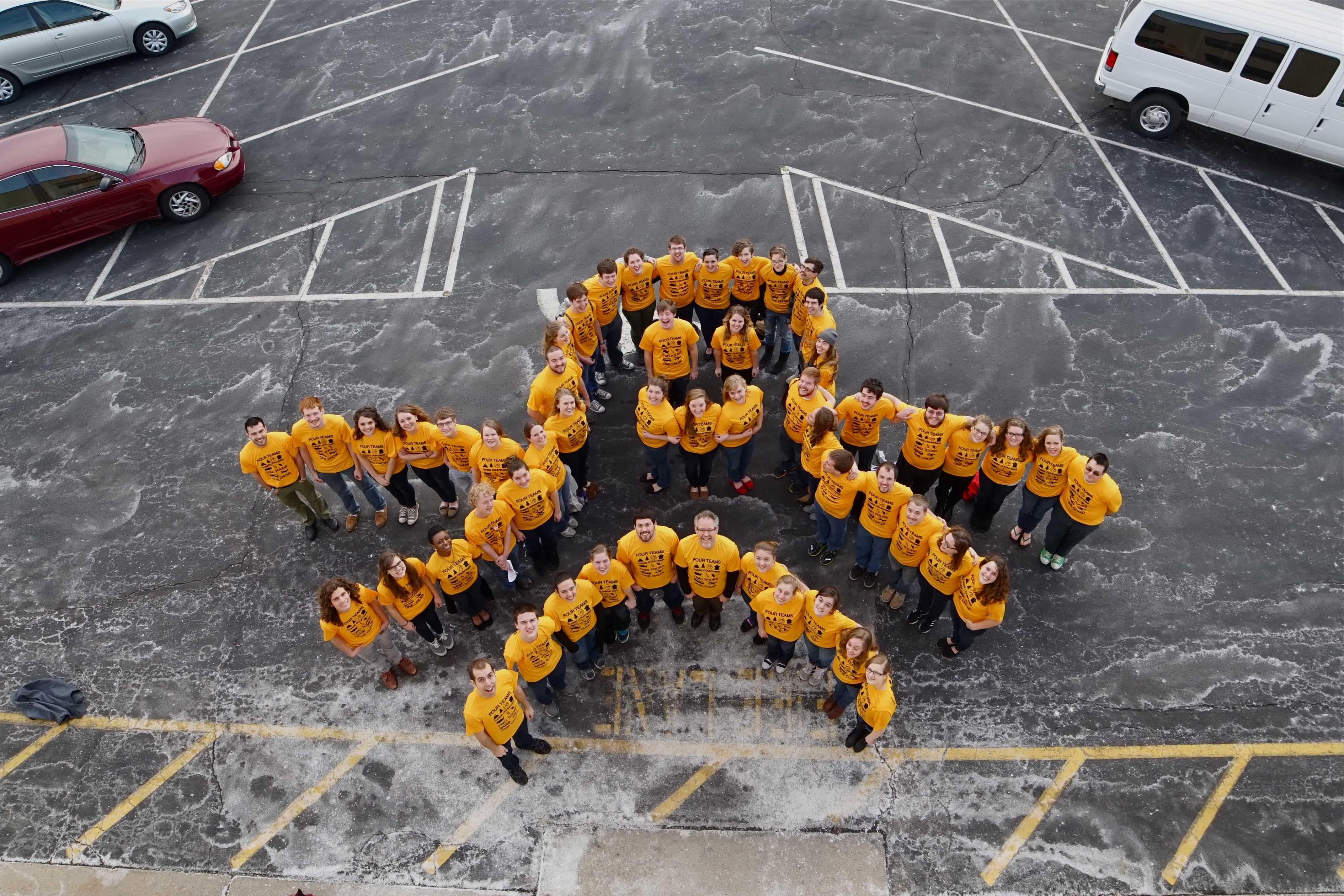 Shirt design octopus - The Genevans Choir Octopus T Shirt Photo
