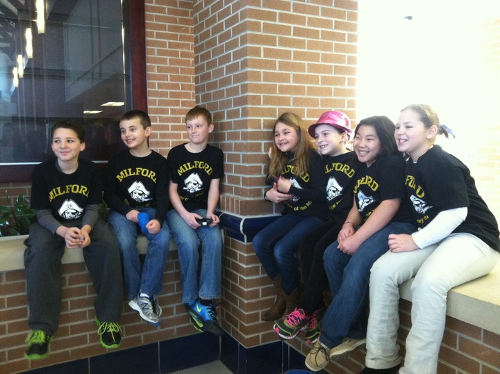 My Odyssey Of The Mind Team! T-Shirt Photo