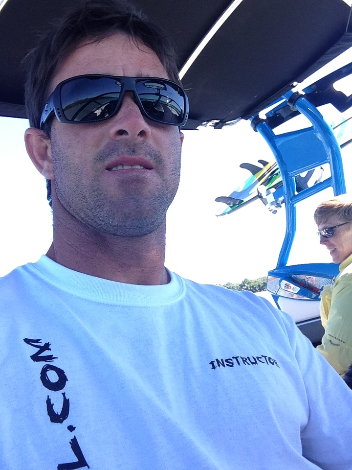 Wakeboarding!! T-Shirt Photo