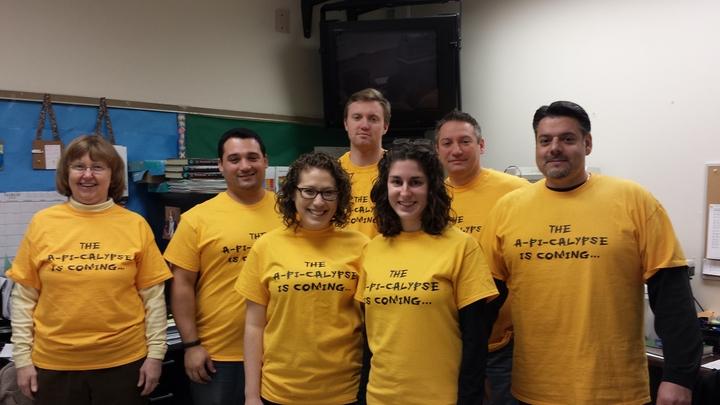 Pi Day! T-Shirt Photo