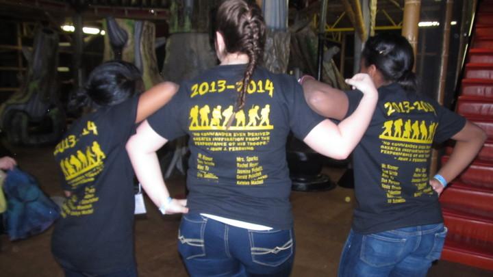 Backside Of The Mfhs Acadeca T Shirts T-Shirt Photo