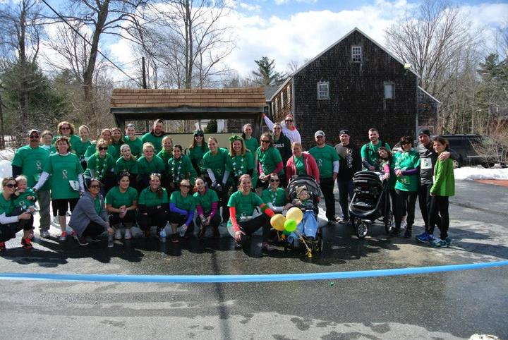 14th Annual St. Patrick's Road Race/Walk T-Shirt Photo