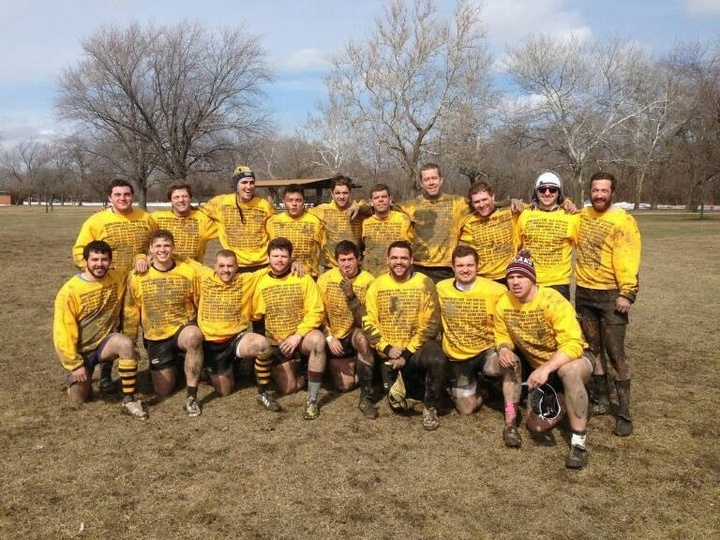 2014 Whiskey 10s Champions T-Shirt Photo