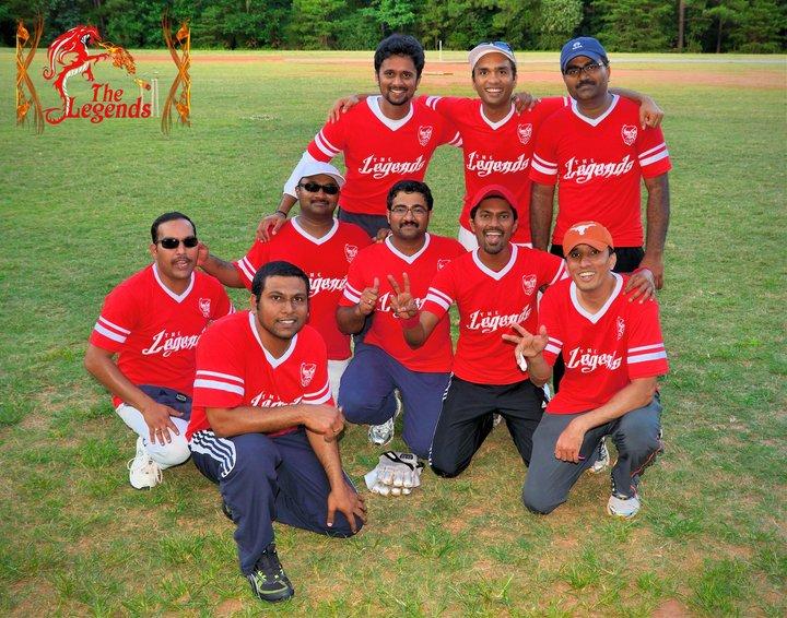 The Legends Team T-Shirt Photo