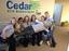 Cedar team building