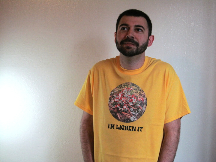 Lichen It T-Shirt Photo