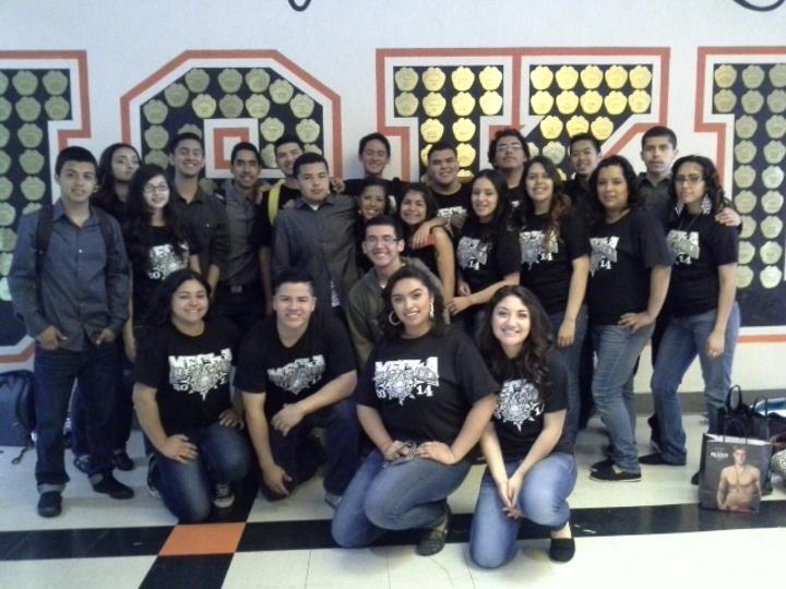 M.E.Ch.A T-Shirt Photo