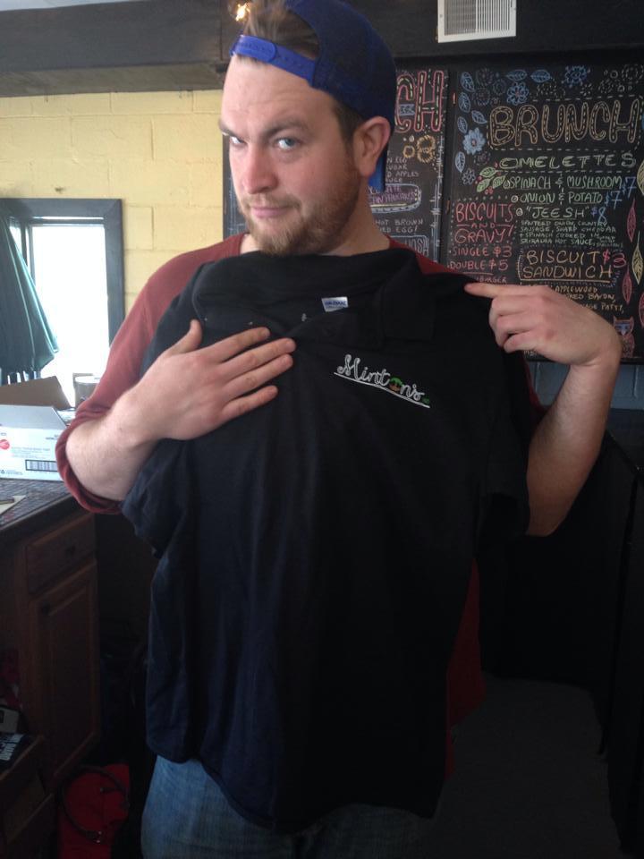 Mintons@760 N.Limestone Lexington Ky T-Shirt Photo