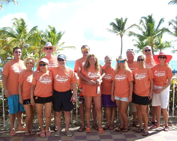 Boom Boom Crew Punta Cana 2014 T-Shirt Photo