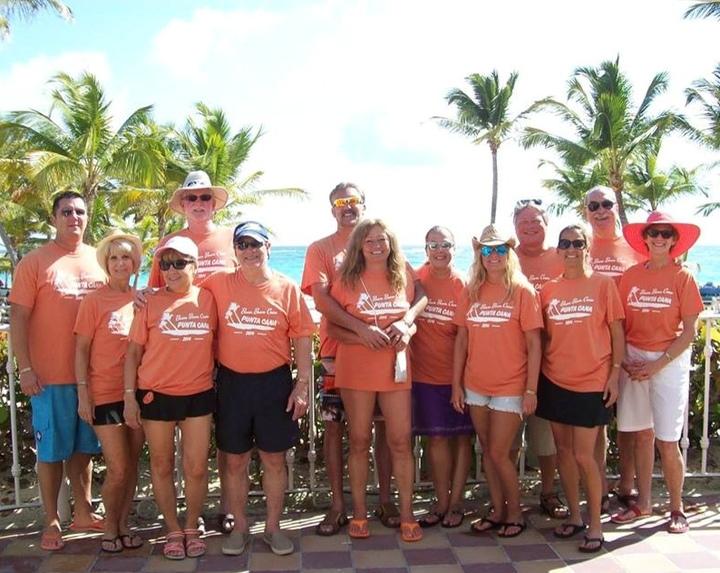 Boom Boom Crew Punta Cana 2014 T-Shirt Photo