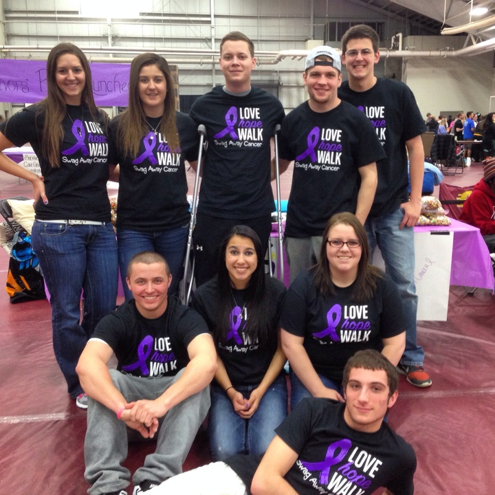 Relay For Life Cmu T-Shirt Photo