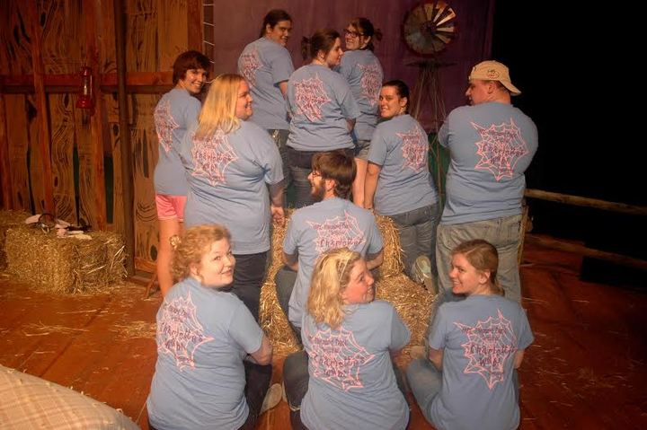 Charlotte's Web T-Shirt Photo