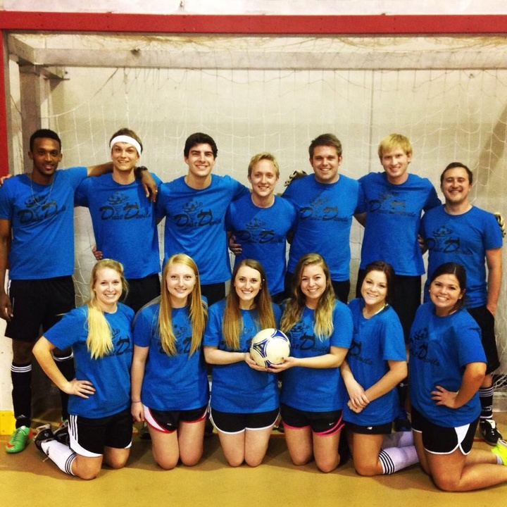 Dust Devils Team!! T-Shirt Photo