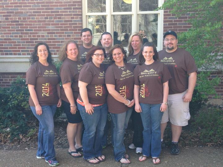 Vanderbilt Enp Class 2014 T-Shirt Photo