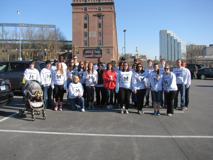 Walk For Juvenile Diabetes T-Shirt Photo