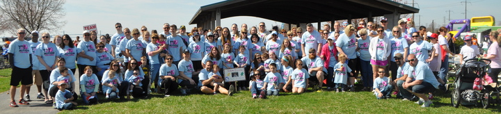Walk For Autism T-Shirt Photo