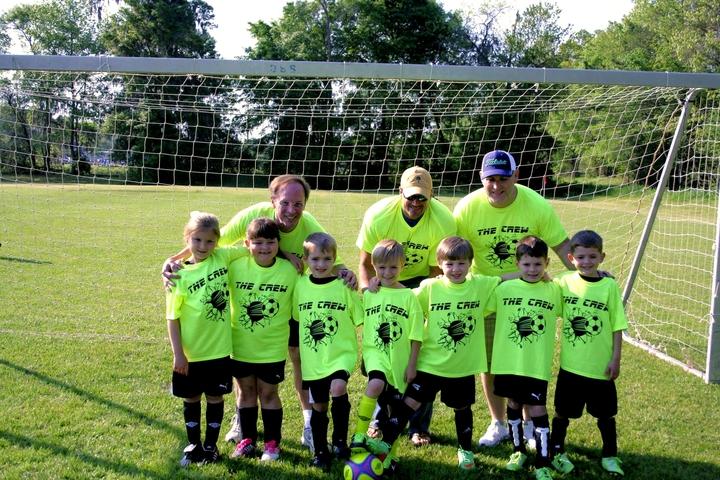 Team Crew T-Shirt Photo