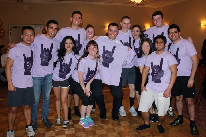 Beta Delta Pledge Class T-Shirt Photo