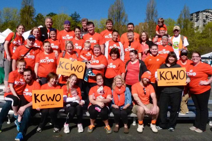 Kwco   Walk Ms Seattle 2014 T-Shirt Photo