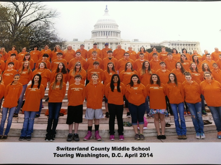 2014 Dc Trip T-Shirt Photo